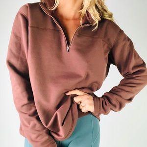 PATAGONIA | Capilene Quarter Zip Pullover Sweater